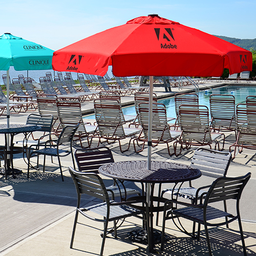 Patio and Beach seasons are here - everywhere!