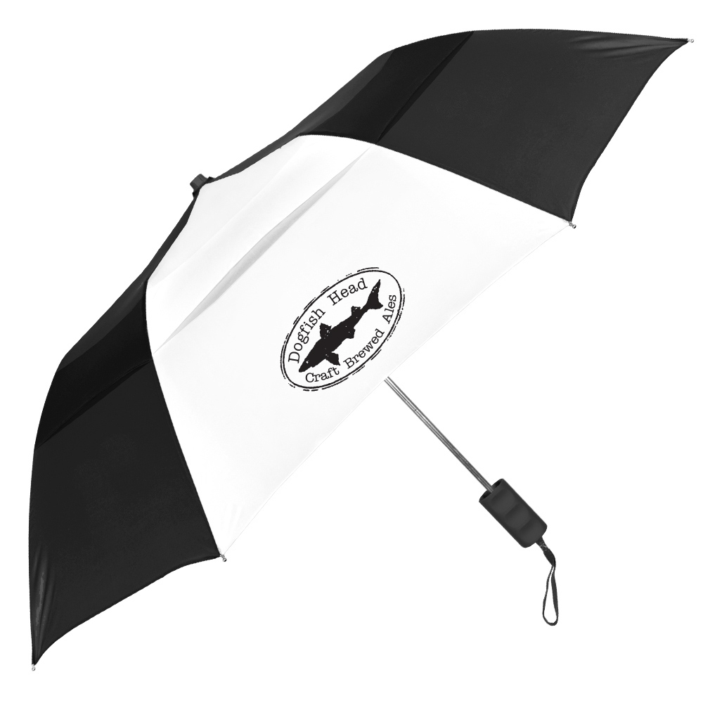 The Vented Windproof Folding Umbrella