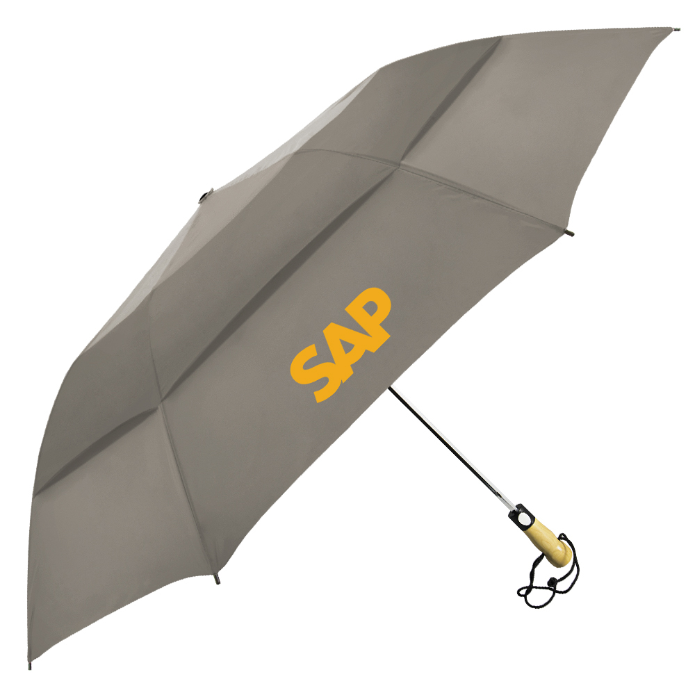 The Vented Little Giant Folding Golf Umbrella