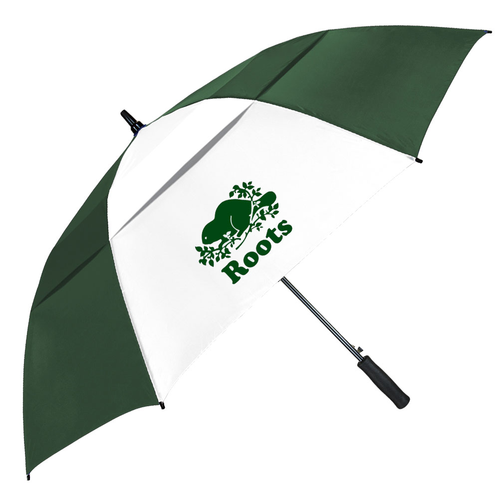 The Vented Club Canopy Golf Umbrella