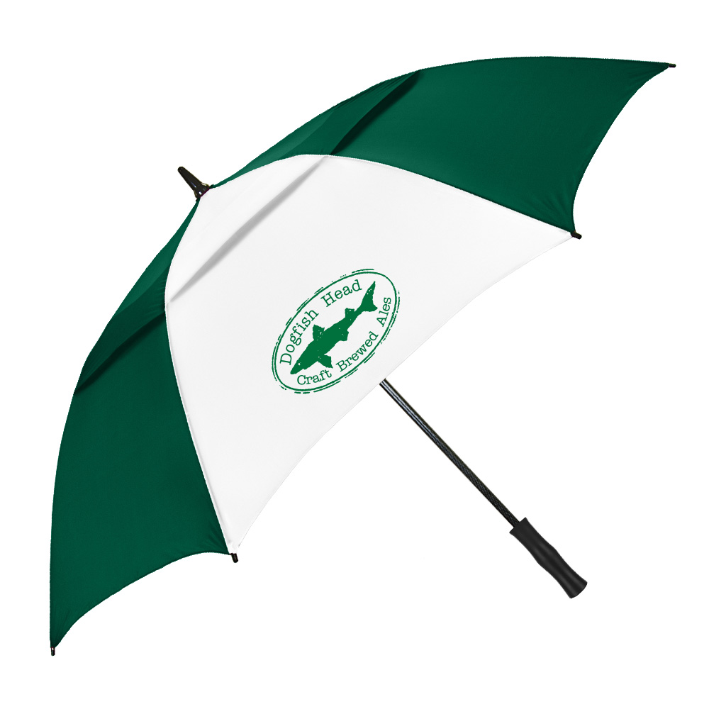 The Vented Mid-Size Golf Umbrella