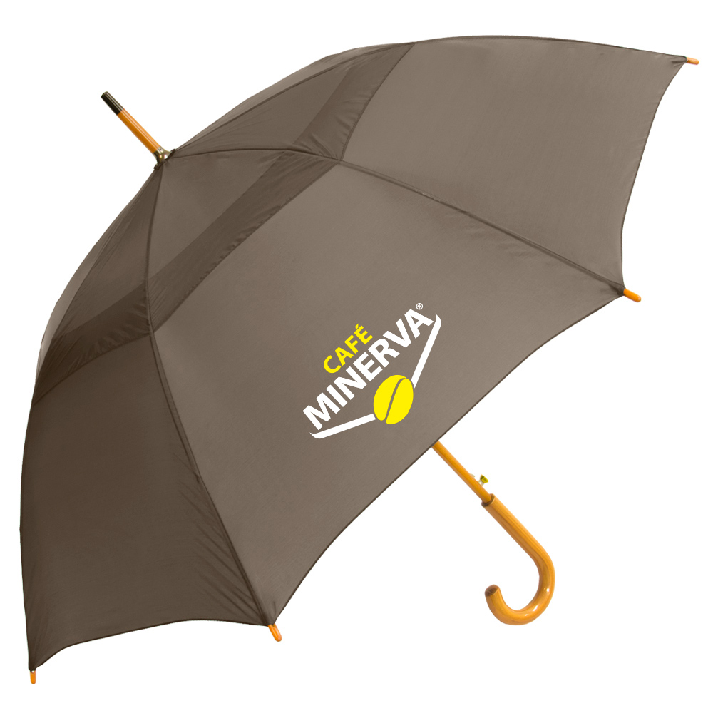 The Vented Urban Brolly Fashion Umbrella