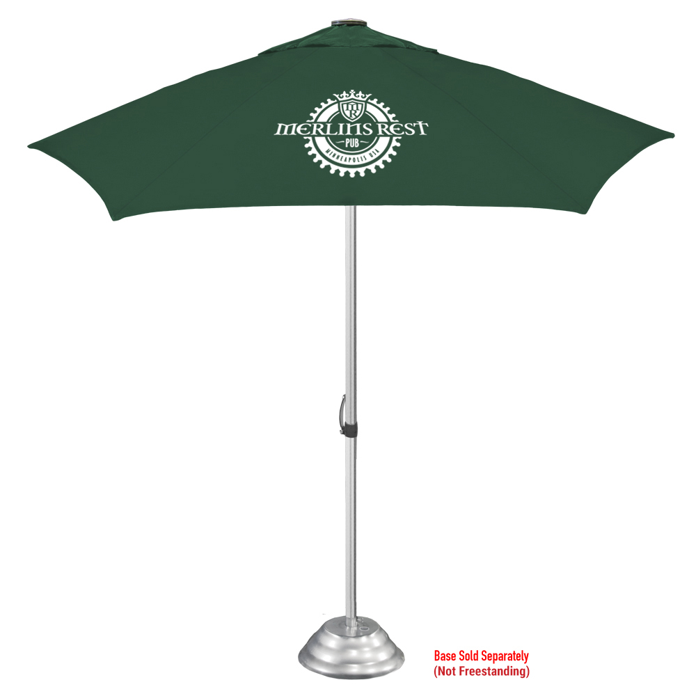 The Vented Cafe Market Umbrella
