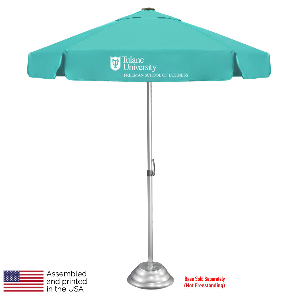 The Vented Bistro Patio Umbrella