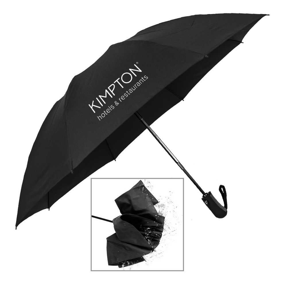 The Reversa Inverted Folding Umbrella