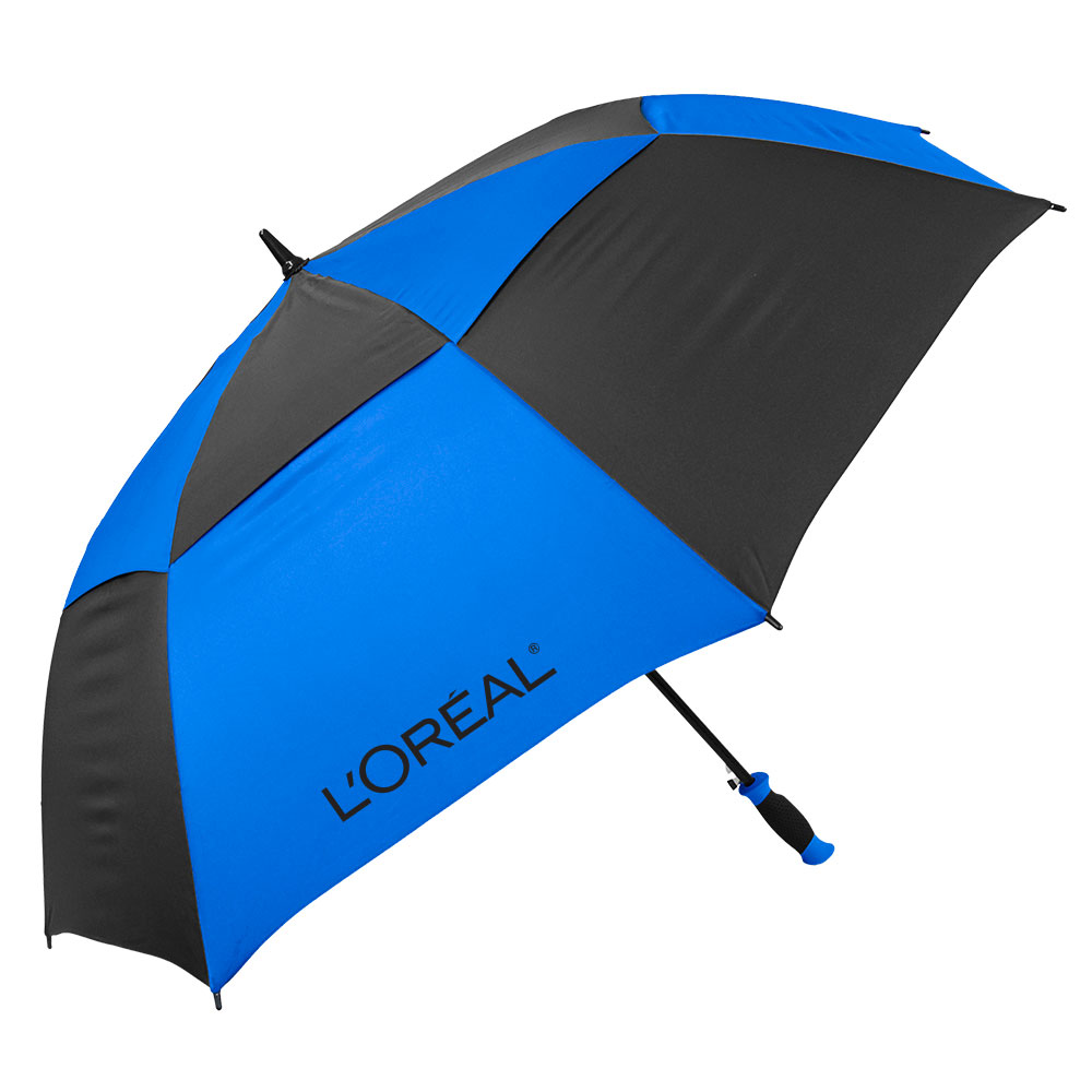 The Vented Checkerboard Umbrella
