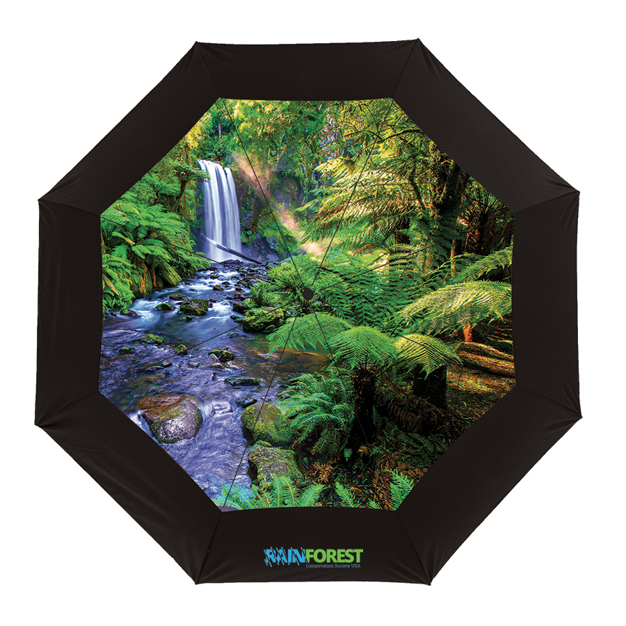The Vented Rainforest Umbrella