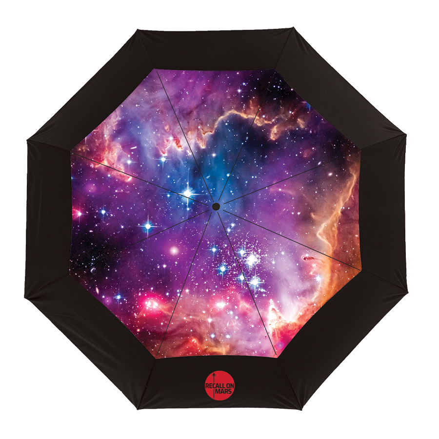 The Vented Galaxy Umbrella