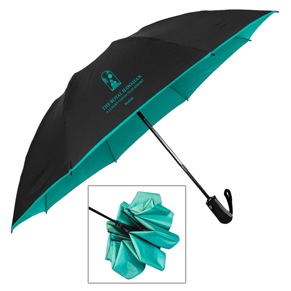 The Color Flip Inverted Folding Umbrella