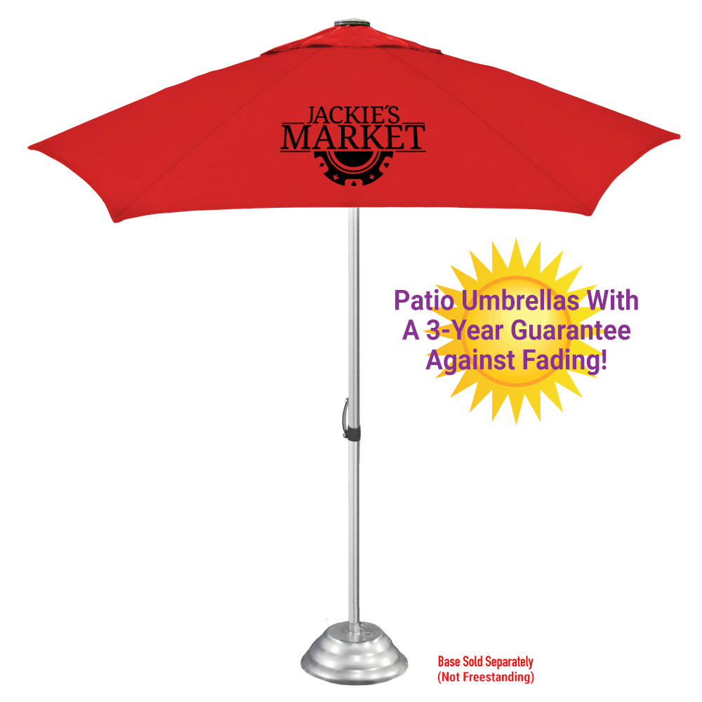 The Vented Supreme Cafe Umbrella