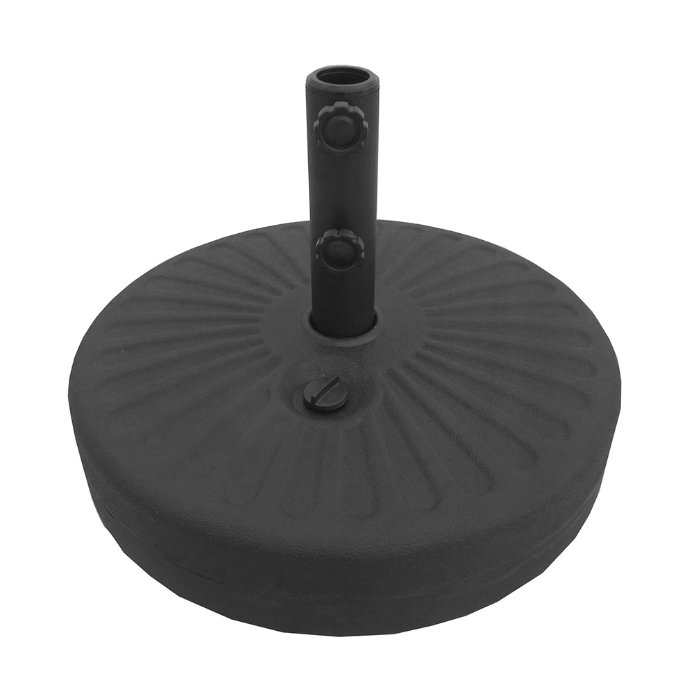 Free Standing Durable High-Density Textured Plastic Base