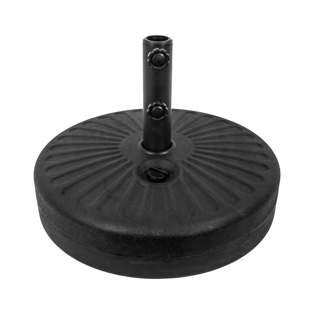 Free-Standing Durable High-Density Textured Plastic Base